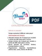 bruno baby catalogo 2021