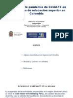 Néstor Darío Duque Méndez (2020) Impacto de la pandemia de Covid-19 en los sistemas de educ