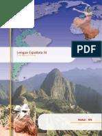 Material Lingua Espanhola III (1)