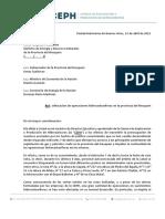 Nota Ceph a Nqn y Se - Cortes Nqn (13.04.2021)