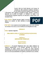 Consideraciones Cubadeportes Al Reglamento de Contratación de Atletas Del Inder (Recuperado Automáticamente)