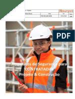 PRO-SAM-HSE-51 Manual de Segurança Da Construção Rev02