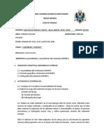 Guía de Trabajo Sociales (Continente Europeo)