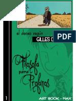Larrauri Maite - Filosofia Para Profanos 01 - Gilles Deluze - El Deseo (Comic)