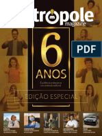 Metrópole Magazine - Ed. 73 - Abril2021