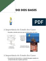 ESTUDO DOS GASES 2semana