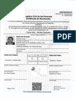 Certificaciones y Carta Poder