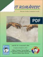Cuvânt Românesc-revistă de Literatură Nr. 4