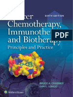 Cancer Chemotherapy, Immunotherapy and Biotherapy Principles and Practice by Bruce a. Chabner, Dan L.longo (Z-lib.org)