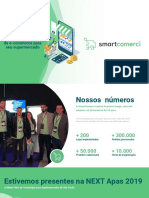 SmartComerci _ Apresentação supermercado