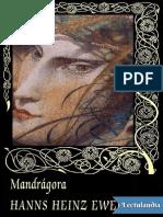 Mandragora - Hanns Heinz Ewers