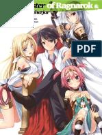 Hyakuren No Haou to Seiyaku No Valkyria (LN) - Volumen 1