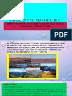 clase 3 climas de Chile