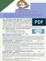 Infografia de Rene Descartes_ MARIANA MORA BAHENA