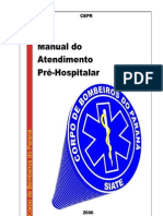 Manual do Atendimento Pré-Hospitalar - SIATE