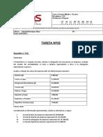 Tarefa 03 - CPOC