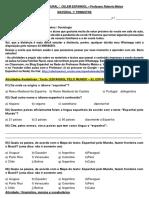 Atividades Avaliativas 1º Trimestre_2021
