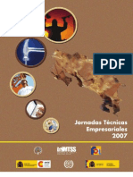 Jornadas Tecnicas Empresariales 2007