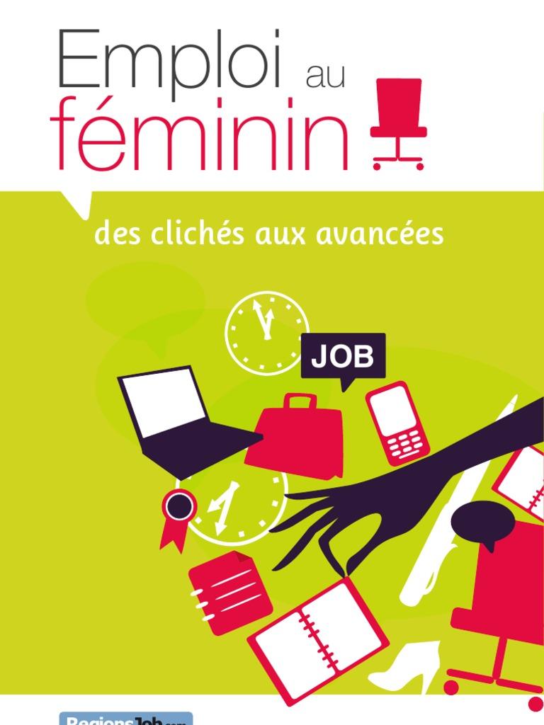 eBook Emploi Au Feminin   La discrimination   Blog   Essai
