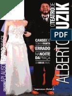 O Teatro de Alberto Guzik