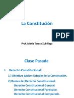 Como es la constitucion venezolana