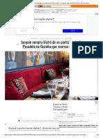 Jacquin compra bistrô de ex-participante de Pesadelo na Cozinha que morreu de covid - Revista Menu