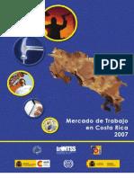 Mercado Laboral de Costa Rica 2007