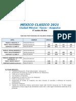 036-4 CIRCUITO MEXICO CLASICO 2021 (Ciudad Mexico-Taxco-Acapulco)  7 Noches-8 Dias