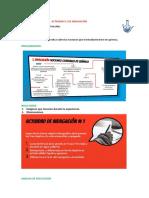 ACTIVIDAD # 1  DIAGNOSTICO SOBRE NOCIONES GENERALES DE LA QUÍMICA
