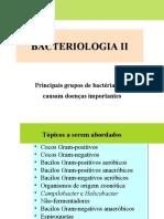 AULA 3 - Bacteriologia II final