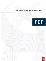 Adobe Lightroom 2016