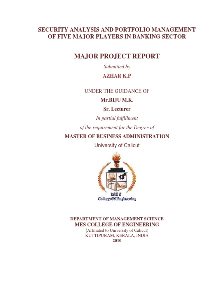 financial performance of south indian bank review of literature