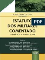Estatuto dos Militares Comentado - Jorge de Assis