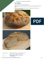 Deichrunner's Küche_ Bauernbrot nach Bäcker Süpke