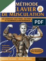 La Méthode Delavier de Musculation 2 - Delavier Frederic & Gundill Michael