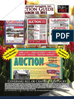 Auction Guide March 15 2011