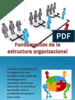 Fundamentos Estruct. Organizacional