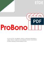 Brochure Pro Bono