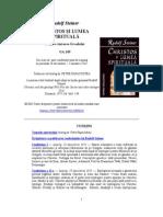 Rudolf Steiner - CHRISTOS SI LUMEA SPIRITUALA