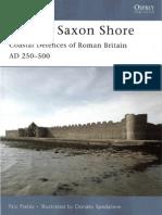 056 - N.Fields - Rome's Saxon Shore - Coastal Defences of Roman Britain AD 250-500