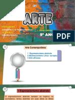Arte 9º Ano - Aula - Arte Contemporânea