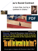 Rousseau Social Contract