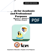 EAPP11 Q2 Mod4 Writing-A-Report v3