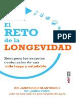 El Reto de La Longevidad by James DiNicolantonio Jason Fung [DiNicolantonio, James Fung, Jason] (Z-lib.org).Epub