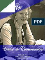 ESTILOS DE COMUNICACIÓN Virginia Satir