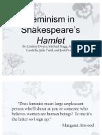 Feminism in Shakespeare's Hamlet