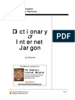 dictionaryofinternetjargon