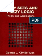 Fuzzy Sets and Fuzzy Logic Theory and Applications - George j. Klir , Bo Yuan