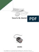 Souris & claviers 01