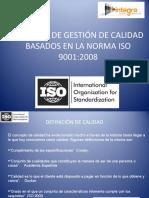 sistema de gestion de la calidad presentacionINTEGRA